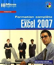 Excel 2007 : Formation complète (1Cédérom)