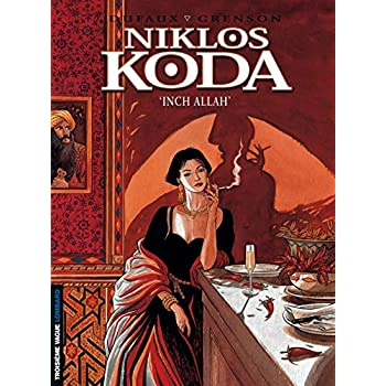 Niklos Koda, tome 3 : 'Inch Allah'