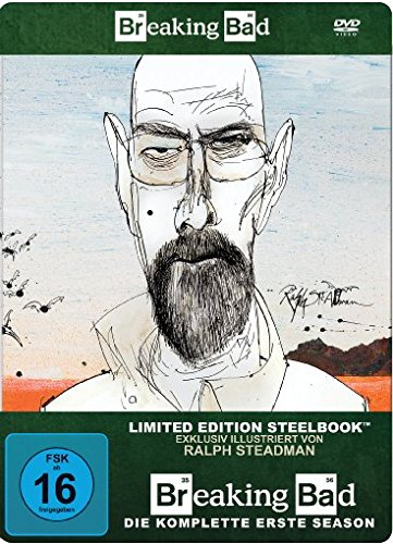 Season 1 (Steelbook) (Limited Edition) (3 DVDs)