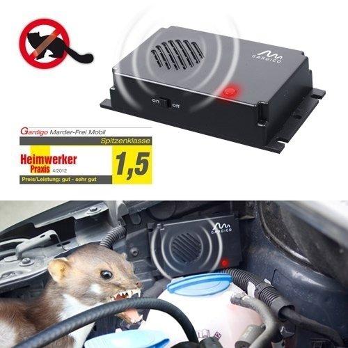 Gardigo Marder-Frei Mobil mobiler Schutz für Auto, Haus und überall hier kaufen