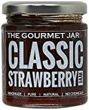 The Gourmet Jar Strawberry Jam, 240g