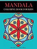 Best New Kids Books - Mandala Coloring Book for Kids: Easy Mandalas Review