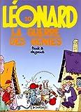 LEONARD NUMERO 10 - LA GUERRE DES GENIES