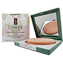 CLINIQUE STAY MATTE SHEER powder #03-stay beige 7.6 gr