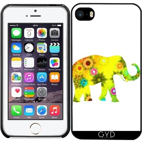 coque-pour-iphone-se-style-mammifere-elephant-colore-by-wonderfuldreampicture