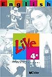 English Live : 4e LV1 (Manuel de l'élève)