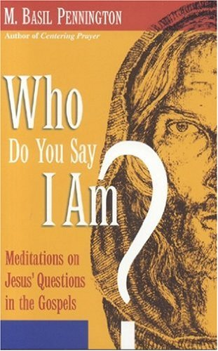 Who Do You Say I Am Meditations On Jesus Questions In The Gospels