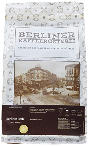 BKR | Espresso | Berliner Perle | Arabica | Mischung 1000g Bohne