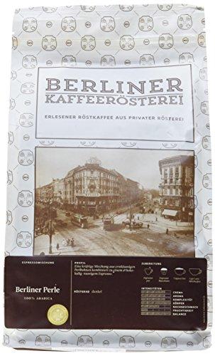 Berliner Kaffeerösterei Perle, 1er Pack (1 x 1 kg)
