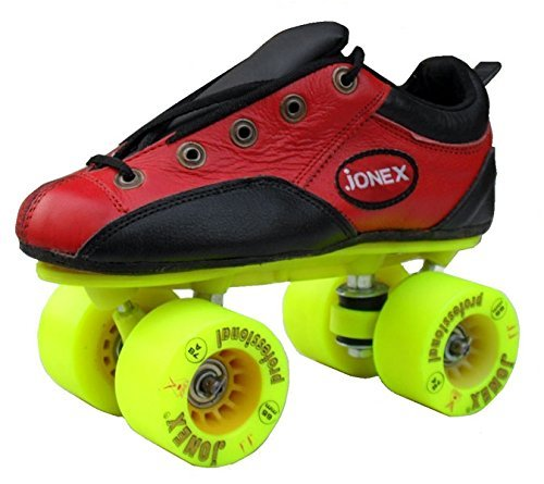 Jonex Fix Body Shoe Skates, Senior Size 5