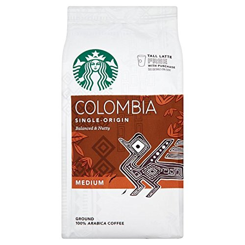 A photograph of Starbucks Colombian