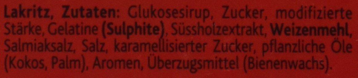 Red Band Lakritz Münzen Family Beutel 500 G Amazon