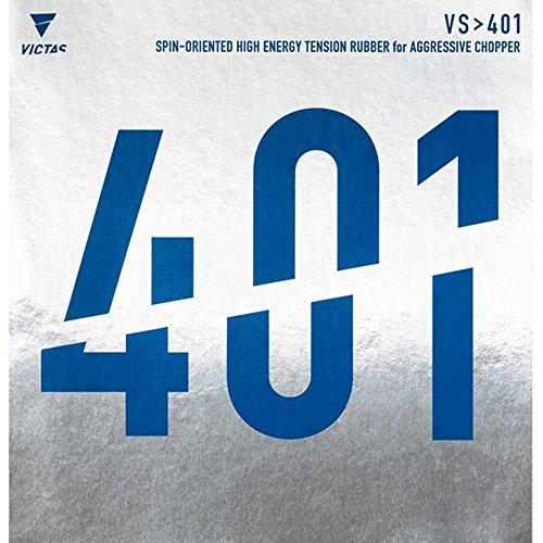 VICTAS Belag VS 401, 1,5 mm, schwarz