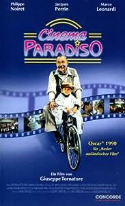 Cinema Paradiso [VHS]