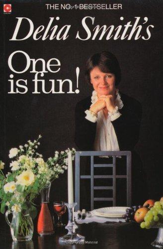 One Is Fun! (Coronet Books) by Delia Smith (1987-04-01)