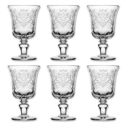 La rochère verres à vin «amboise «26cl (lot de 6)