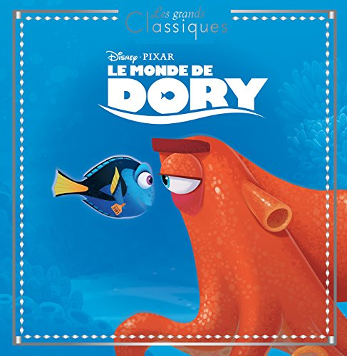 LE MONDE DE DORY DISNEY CLASSIQUE
