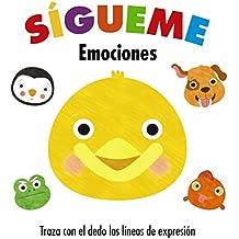 Sígueme. Emociones (Castellano - A Partir De 0 Años - Proyecto De 0 A 3 Años - Libros Sensoriales)