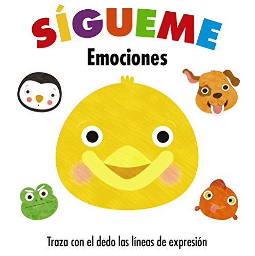 Sígueme. Emociones (Castellano - A Partir De 0 Años -...