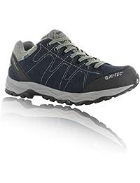 Hola Tec Libero impermeable para hombre zapatos para caminar calzado al aire libre Boot Navy, Azul Marino, 41