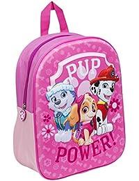 Paw Patrol EVA Girls Junior Backpack 3D School Bag by Nickelodeon