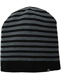 Quiksilver Snow Men's Preference Beanie, Black, One Size