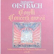 Concerto Grossi, Op. 6 Nr. 1-12 [3 LP Box-Set] [Vinyl record] [Schallplatte]