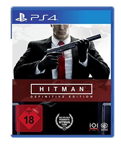 HITMAN: DEFINITIVE EDITION - [PlayStation 4]