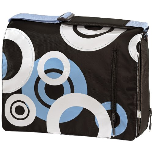 aha Notebook Tasche Messenger C2 39,1 cm (15,4 Zoll) Ripple (15.4 Notebook Messenger)