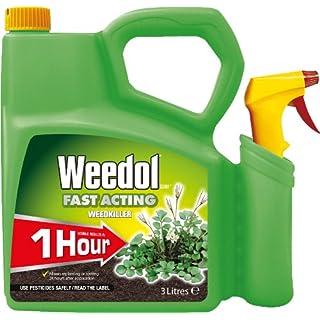 Weedol 3L Fast Acting Weed Killer
