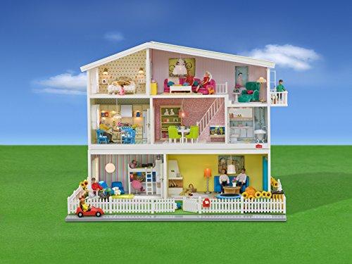 Lundby 1:18 Scale Dolls House Smaland Stove And Fridge Set
