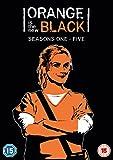 Orange Is The New Black S1-5 (20 Dvd) [Edizione: Regno Unito] [Reino Unido]