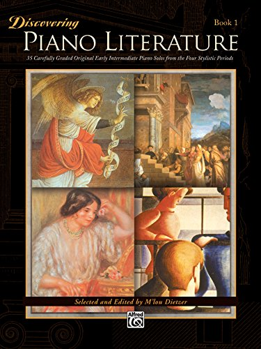 Discovering Piano Literature, Bk 1 (Alfred Masterwork Editions)