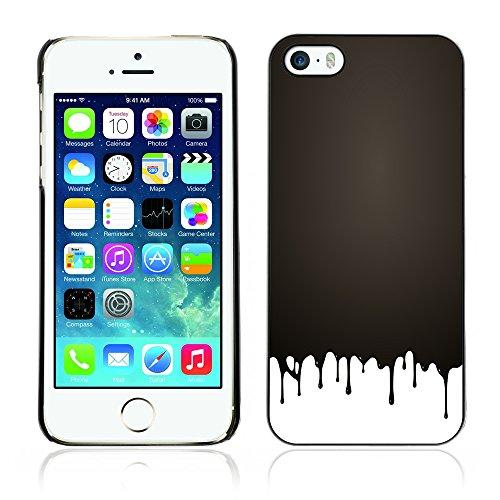 Graphic4You Praline Schokolade Design Harte Hülle Case Tasche Schutzhülle für Apple iPhone 5 und 5S Design #4