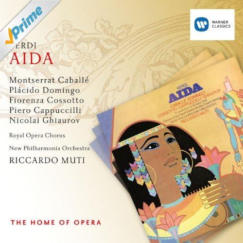 Aida (2001 Digital Remaster), Act Four, Scene One: Già I Sacerdoti Adunansi (Amneris / Radamès)