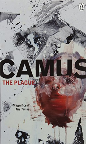 Book cover for The Plague