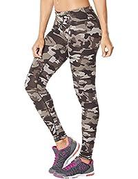 Zumba Fitness Camo Perfect Legging Femme Queue The