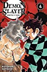 Demon Slayer, tome 4 par Gotouge