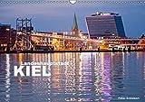 Landeshauptstadt Kiel (Wandkalender 2019 DIN A3 quer): Die sehenswerte Hauptstadt Schleswig-Holsteins in einem Kalender vom Reisefotografen Peter ... (Monatskalender, 14 Seiten ) (CALVENDO Orte) - Peter Schickert