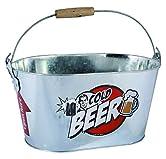 Haben Sie sich auch schon öfters darüber geärgert, nach einer Partydie Kapseln der Bier- oder sonstigen Getränkeflaschen aus allen Ecken aufsammeln zu müssen? Damit ist nun dank dieses originellen ovalen Biereimers Schluss. Zwei Kapselheber / Flasch...