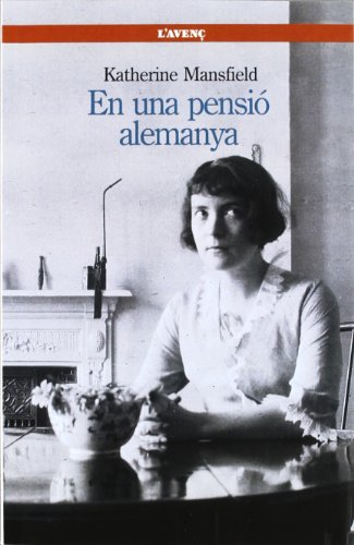 En una pensió alemanya (Sèrie Literatures) por Katherine Mansfield