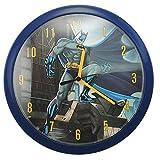 Batman Unisex Wanduhr in Geschenkpackung 26x4x26 cm 106332