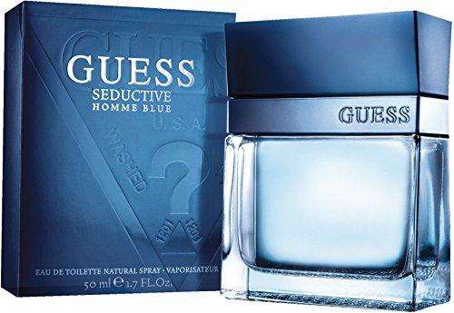 Guess Seductive, Eau de Toilette Spray da donna, 50 ml