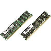 MicroMemory 8GB (2 x 4GB), DDR2 8GB DDR2 667MHz ECC módulo de - Memoria (DDR2, 8 GB, 2 x 4 GB, DDR2, 667 MHz)