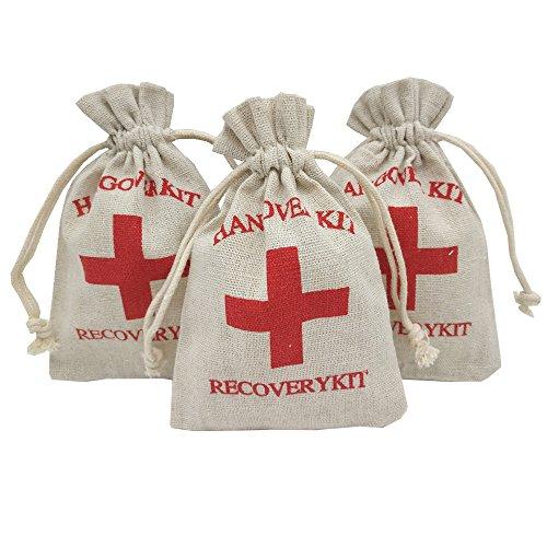 tel Geschenk mit Kordelzug Verpackung Schmuck Candy Geschenktüten Samples Display Kordelzug Beutel Favor Taschen 3.5x4.5 Handover Kit ()
