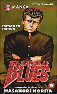 Racaille Blues Edition simple Tome 19