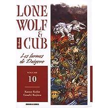 Lone wolf & cub Vol.10