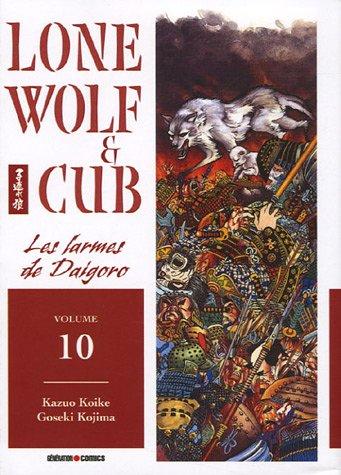 Lone wolf & cub Vol.10 par KOIKE Kazuo