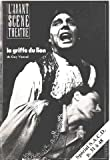 Telecharger Livres La griffe du lion Avant Scene Theatre N 752 (PDF,EPUB,MOBI) gratuits en Francaise