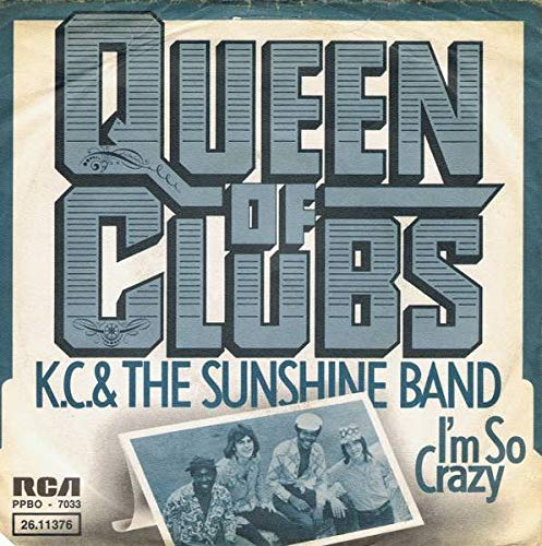 KC & The Sunshine Band - Queen Of Clubs - RCA Victor - PPBO-7033, RCA Victor - 26.11 376, RCA - PPBO-7033, RCA - 26.11 376
